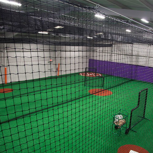 Custom Shell Net Batting Cage