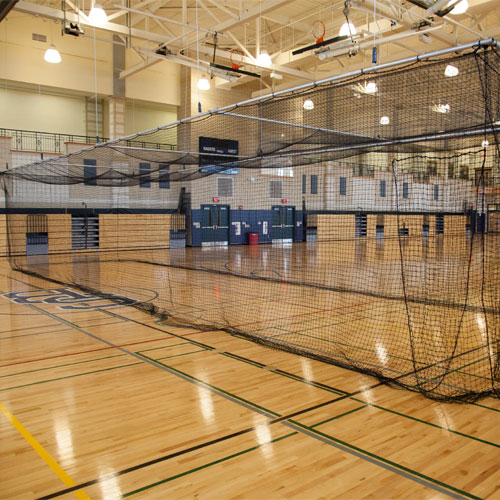 Attractive Retractable Ceiling Batting Cage
