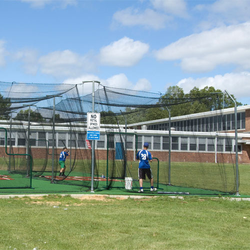Commercial Batting Cage Kit